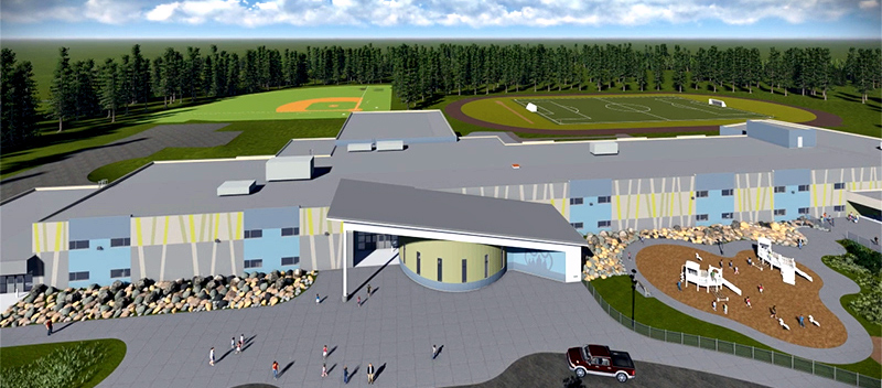 Number TEN's architects have worked on educational institutions in First Nations communities.