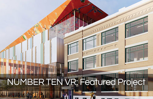 Virtual Reality Featured Project Number TEN