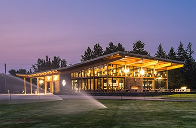 Falcon Lake Golf Course Clubhouse
