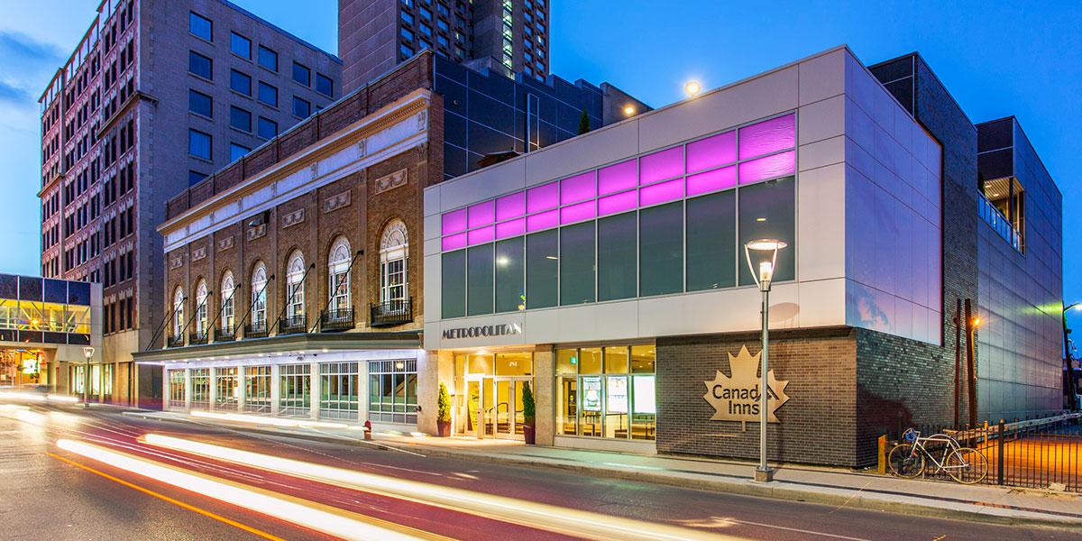 Canad Inns Metropolitan Event Centre (MET Theatre)