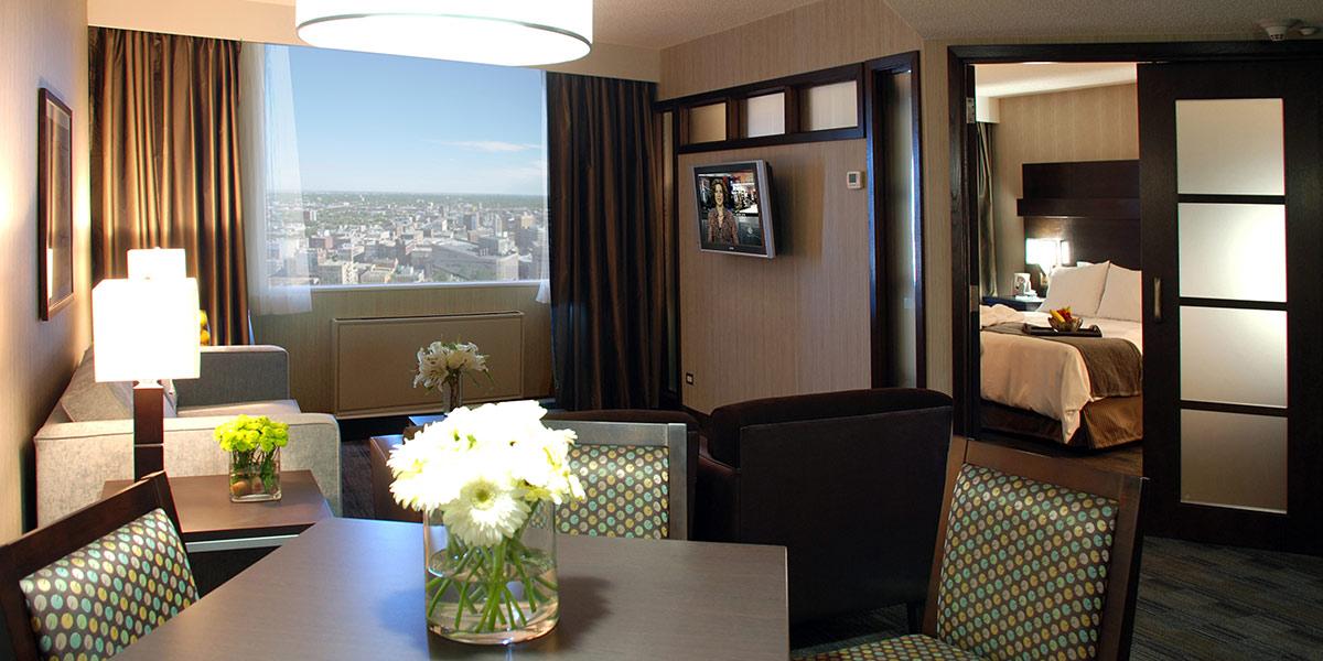 Radisson Hotel Club Suites