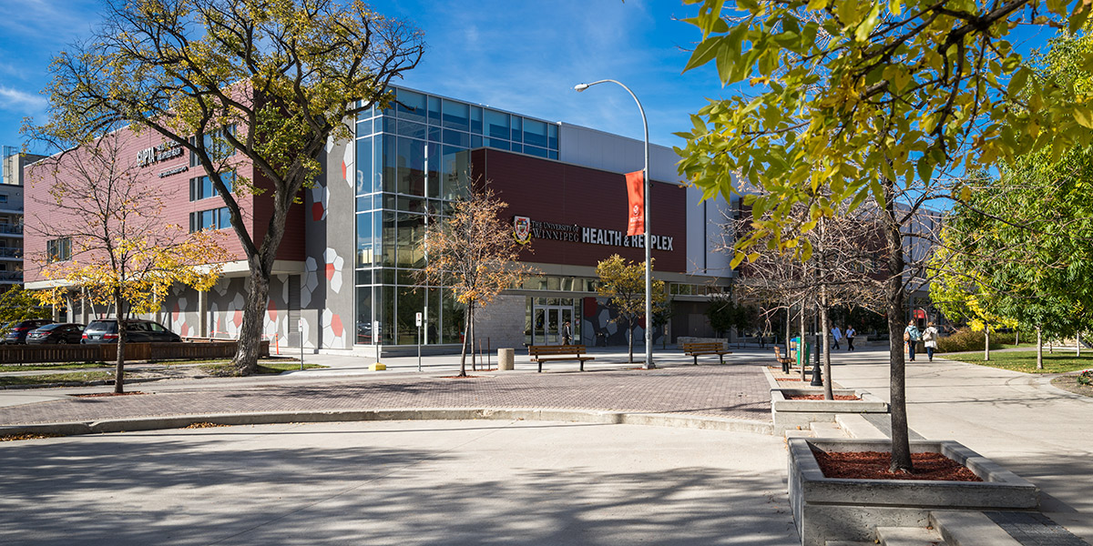 University of Winnipeg Axworthy Health & RECplex