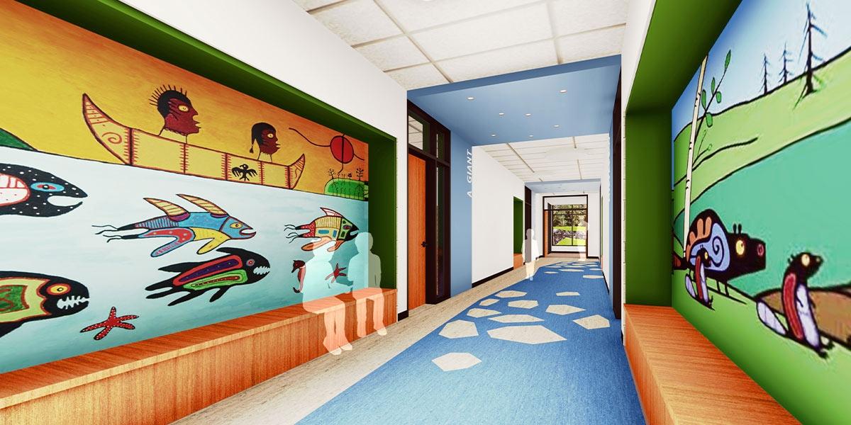 Otetiskiwin Kiskinwamahtowekamik Elementary School